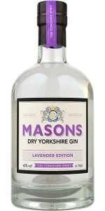 Masons Dry Yorkshire Gin Lavender Edition
